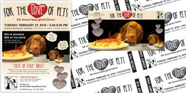 The Fix Is In – Spayghetti Dinner